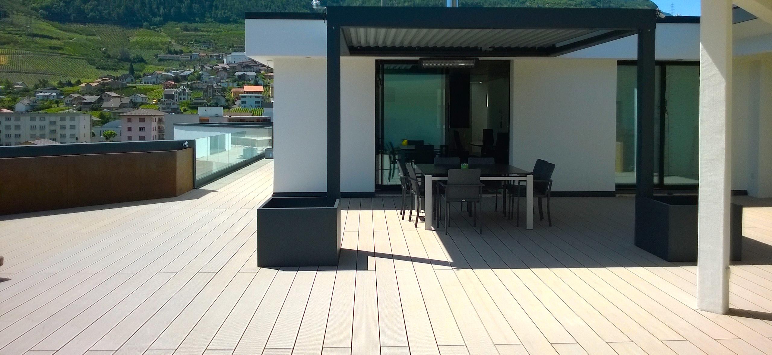 Concept terrasse yverdon spas piscines entourages bois for 3d architecture yverdon